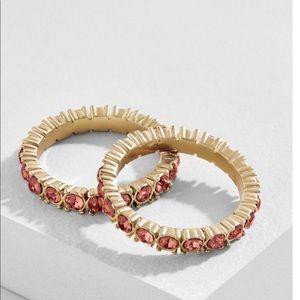 NWT Baublebar Genny Ring Size 8